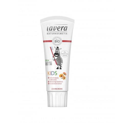 Bio Lavera pasta de dinti pentru copii 75ml