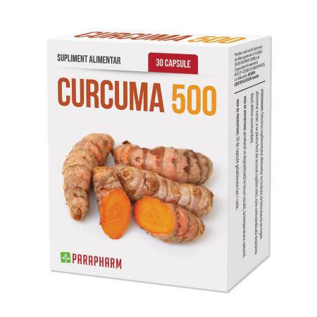 Curcuma 500mg 30cps Quantum Pharm