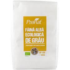 Eco/Bio faina alba tip 480 1 kg