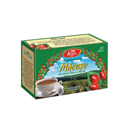 Macese ceai 20 plicuri Fares