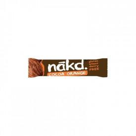 Baton de cacao portocale Nakd 35g