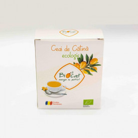 Bio ceai de catina 100g Biocat