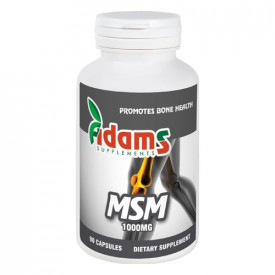 MSM 1000mg 30cps.