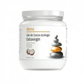 Ulei de cocos ecologic etxravirgin 200ml Alevia