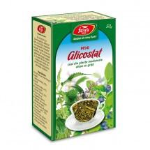 Glicostat ceai pg 50g Fares
