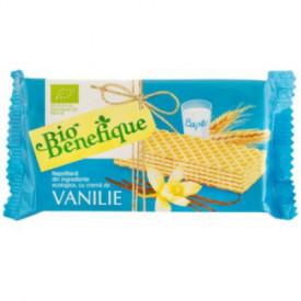 Napolitana cu crema de vanilie Eco 40gr Sly