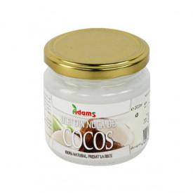 Ulei de cocos 200ml(presat la rece) Eco Adams