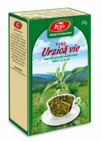 Urzica vie ceai pg 50g Fares