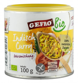 Amestec de condiment Curry indian 100g