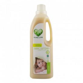 Balsam Bio pentru hainutele copiilor 1L Planet Pure aloe vera