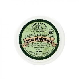 Crema cu untul pamantului, tataneasa, galbenele 100g Aroma Plant