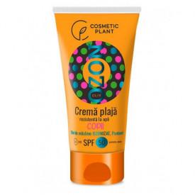 Crema plaja ozon pentru copii spf 50 rezistenta la apa Cosmetic Plant