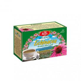 Echinacea ceai 20 plicuri Fares