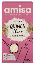 Faina de quinoa fara gluten eco Amisa 350gr