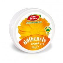Galbenele crema 20g Fares