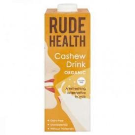 Lapte vegetal din caju organic cu apa de izvor 1L Rude Health