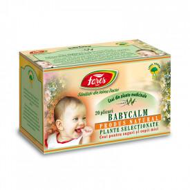 Babycalm ceai 20plicuri Fares