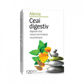 Ceai digestiv x20plicuri Alevia