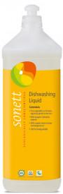 Detergent ecologic pentru spalat vase galbenele Sonett 1L