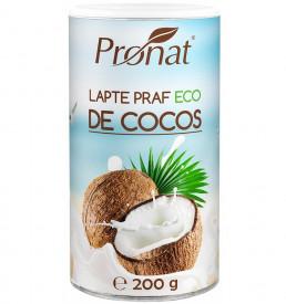 Eco/Bio lapte praf de cocos 200g