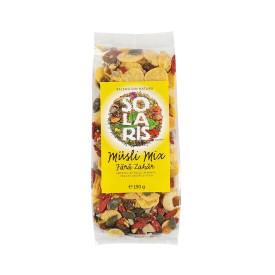 Musli mix fara zahar 150g Solaris