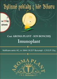 Ceai imunoplant cura 15zile 160g