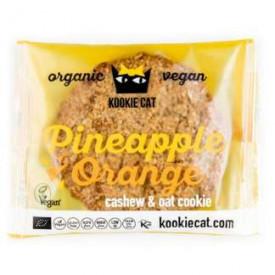 Cookie cu ananas si portocale fara gluten Eco 50g