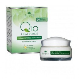 Crema antirid noapte Q10 mineral complex Cosmetic Plant