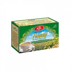 Fenicul ceai 20 plicuri Fares