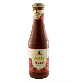 Ketchup cu curry 500ml Zwergenwiese