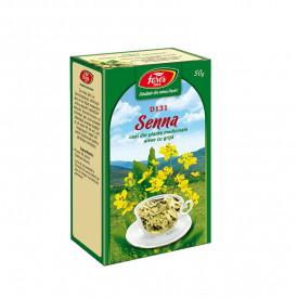 Senna ceai frunze 50g Fares