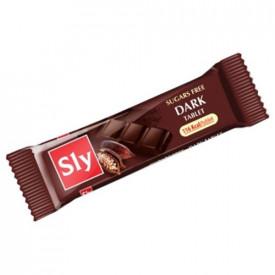Tableta(ciocolata) amaruie 25g Sly