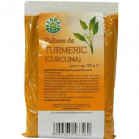 Turmeric pulbere 100g Herbavit