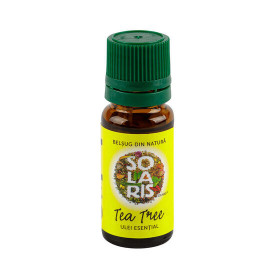 Ulei esential tea tree 10ml Solaris