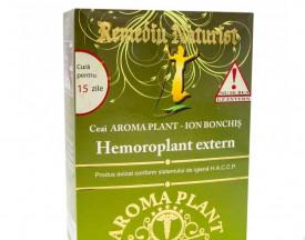 Ceai hemoroplant extern cura 15zile 160g