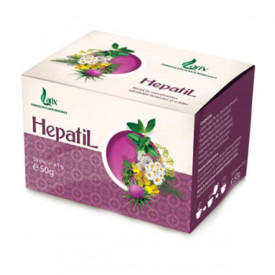 Ceai hepatil 40dz Larix