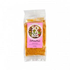 Condiment turmeric macinat 70gr Solaris