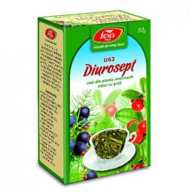Diurosept ceai pg 50g Fares