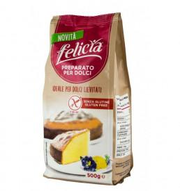 Felicia premix fara gluten pentru prajituri 500g