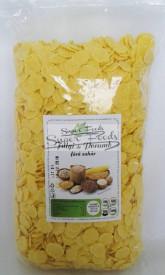 Fulgi de porumb fara zahar 500gr Super Foods
