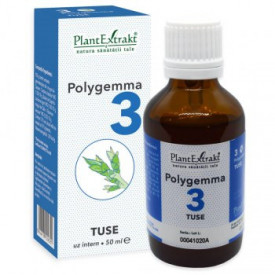 Polygemma nr3 50ml (tuse) Plantextrakt