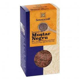 Condiment- seminte mustar negru eco 80g Sonnentor
