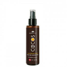 Ulei plaja cocos spf 15 150ml Cosmetic Plant