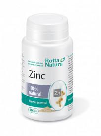 Zinc natural 30cps Rotta Natura