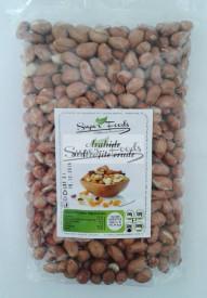 Arahide nedecojite crude 250g Super Food