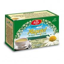 Musetel ceai 20 plicuri Fares