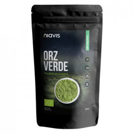 Niavis orz verde pulbere ecologica/bio 125g
