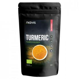Niavis turmeric pulbere eco/bio 125g