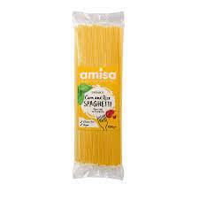 Spaghete din orez si porumb fara gluten Eco 500gr