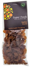 Stafide brune 100gr Super Foods